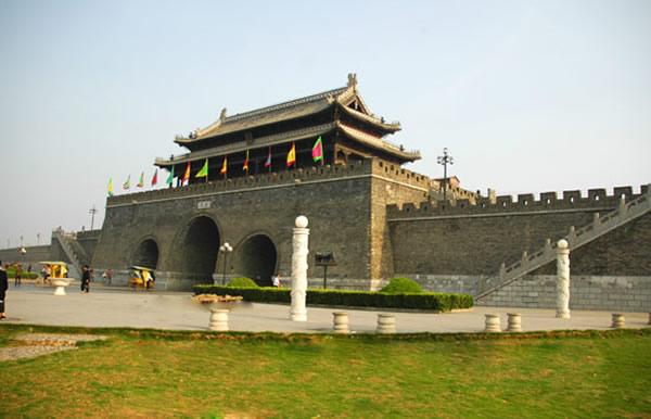 淮南风景区旅游